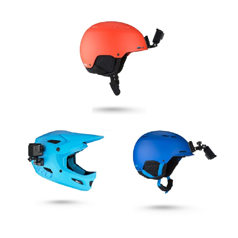 Gopro Helmet Front And Side Mount Funsportz