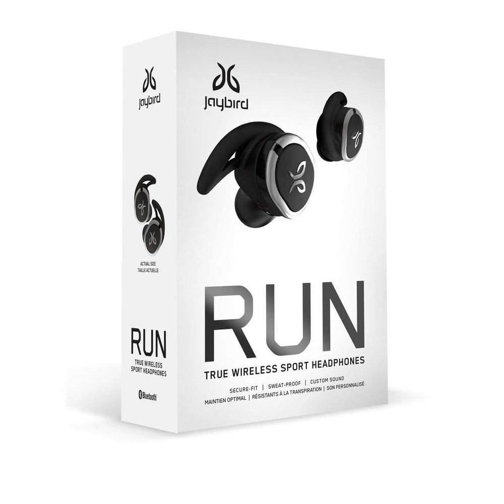 a530dc288c3 JAYBIRD - RUN (JET BLACK) - FunSportz